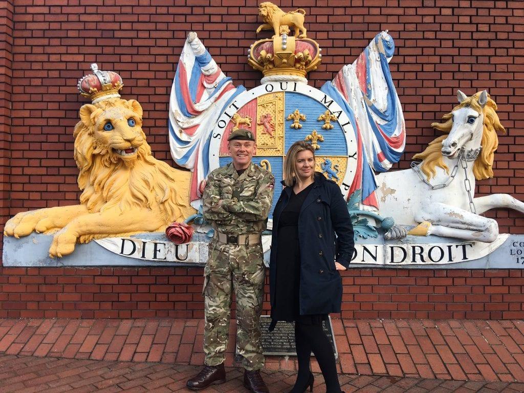 York Digital Agency, Tailor Made Media at Imphal Barracks
