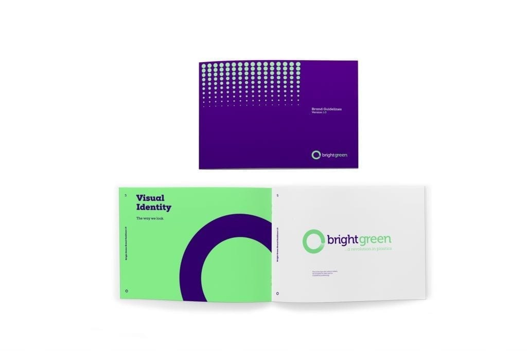 Bright Green Plastics Branding & Web Design