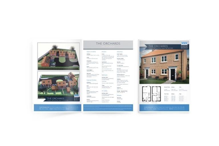 Yorvik Homes Branding & Web Design