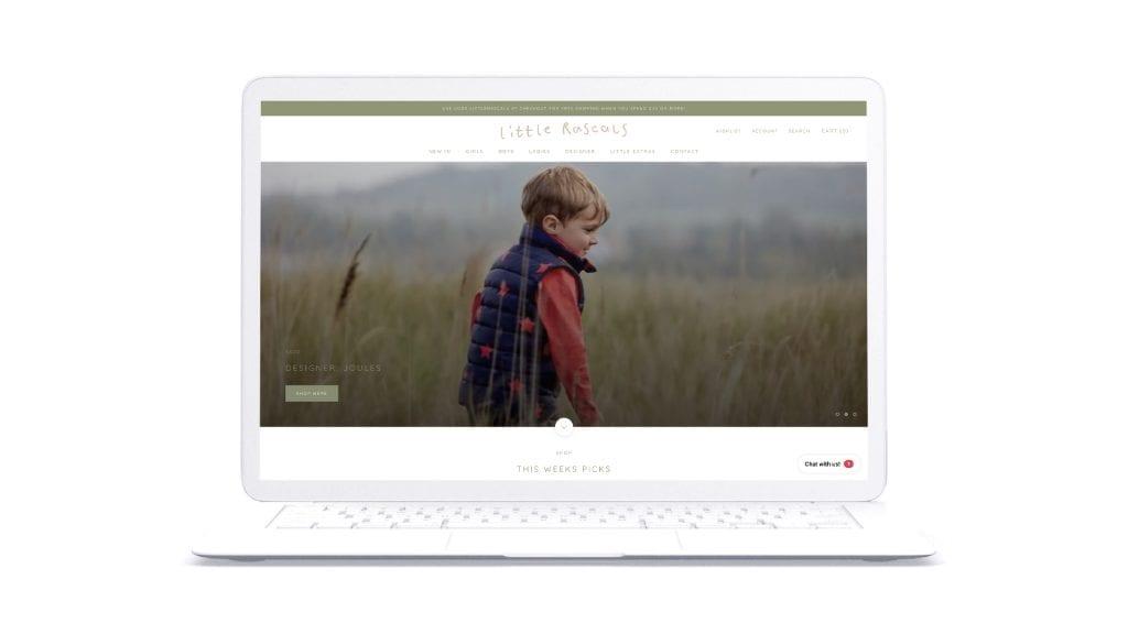 Little Rascals Branding & Web Design