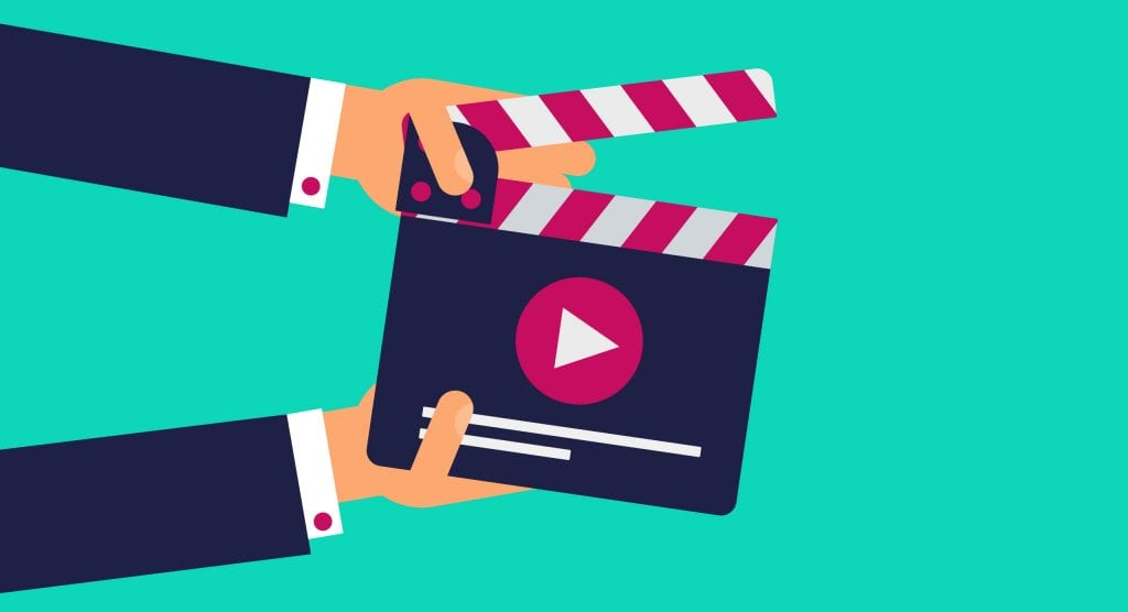 Video Content: mage Of Clapboard Tailor-Made Media