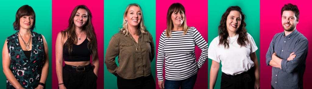 New starters at Tailor-Made Media York